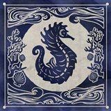 Ink Seahorse