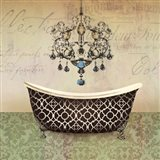 French Vintage Bath I