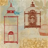 Bird on a Cage I