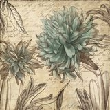 Blue Botanical I