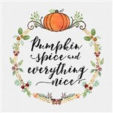 Pumpkin Spice Sentiment II