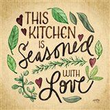 Kitchen Memories I (Kitchen seasoned)