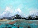 Turquoise Landscape