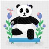 Tumbling Pandas I