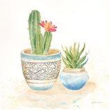 Cactus Pots I