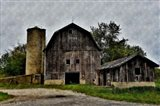 The Old Barn and Silo