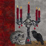 Something Wicked Candlelabra