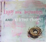 Enjoy New Beginnings
