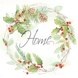 Holiday Wreath Home