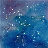 Star Sign Fire