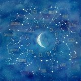 Star Sign with Moon Square
