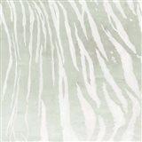 Soft Animal Prints Gray Tiger