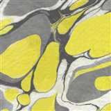 Yellow and Gray Marble II