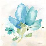 Poppy Single Blue
