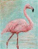 Pink Flamingo I