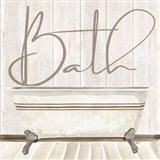 Rustic Bath II Bath