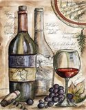 Vintner's Journal Sketch II
