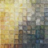 Yellow Gray Mosaics II