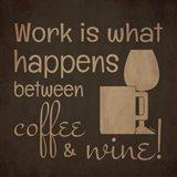 Wine and Coffee Sayings I