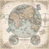 World Hemispheres I
