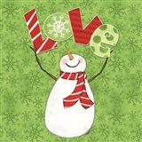 Winter Wonderland Snowmen I