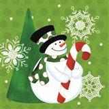 White Christmas Wishes I