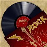 Vinyl Club, Rock