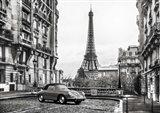 Roadster in Paris