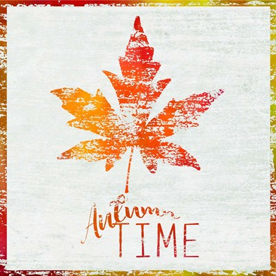 Autumn Time Poster by Cora Niele for $35.00 CAD