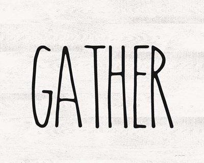Gather Poster by Jo Moulton for $56.25 CAD