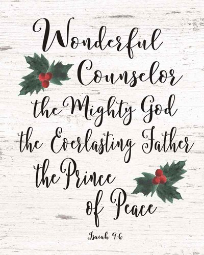 Prince of Peace Poster by Jo Moulton for $40.00 CAD