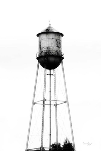 Water Tower II Poster by Jennifer Pugh for $43.75 CAD