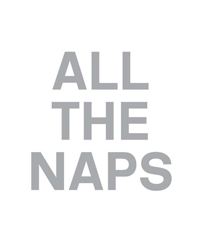 All the Naps Poster by Linda Woods for $56.25 CAD