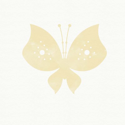 Yellow Butterfly Poster by Linda Woods for $48.75 CAD