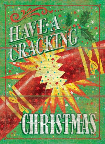 Have a Crackin' Christmas Poster by P.S. Art Studios for $41.25 CAD