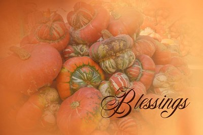 Blessings Poster by Ramona Murdock for $43.75 CAD