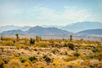 Utah Desert Poster by Ramona Murdock for $43.75 CAD