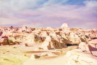 Bisti Badlands Desert Wonderland I Poster by Ramona Murdock for $43.75 CAD