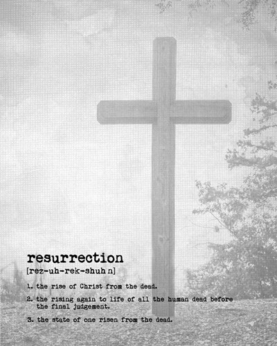Resurrection II Poster by Ramona Murdock for $40.00 CAD