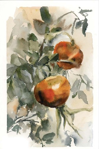 Peaches III Poster by Sophia Rodionov for $62.50 CAD