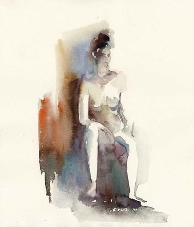 Figurative V Poster by Sophia Rodionov for $53.75 CAD