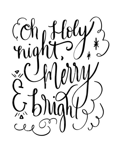 Holy Night II Poster by Tara Moss for $40.00 CAD