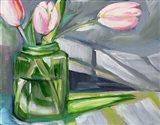 Glass Tulips