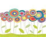 Lollipop Flower Field