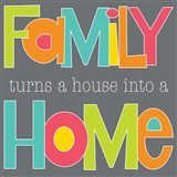 Family Makes a Home