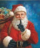 Shh Santa