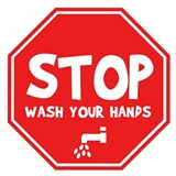 Stop, Wash Your Hands