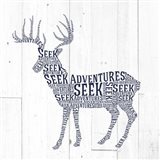 Deer Shiplap