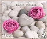 Carte Postale - Two Roses