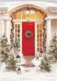 Red Door Large